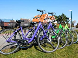 Fahrradverleih Kiek rin bi Kati